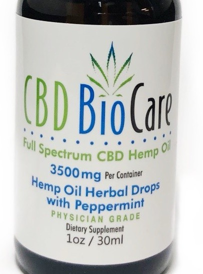 CBD FULL SPECTRUM OIL PHYSICIAN GRADE